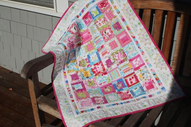 Kalli's quilt