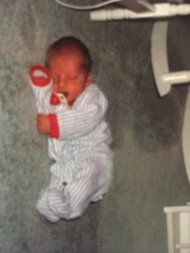newborn Ryan