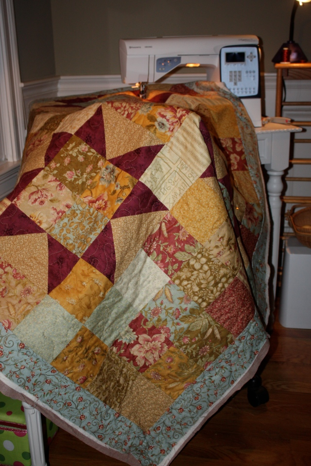 raffle quilt